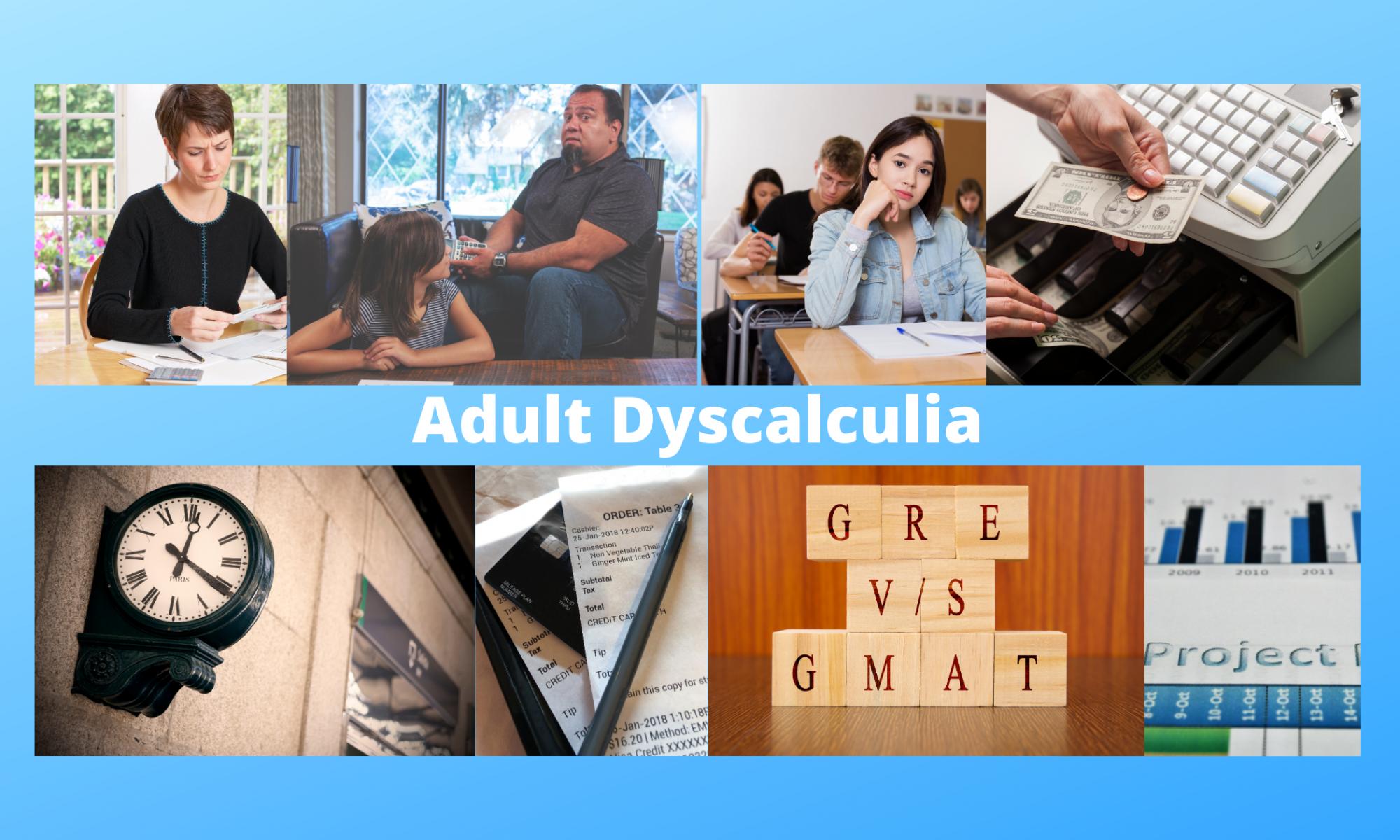 Adult Dyscalculia